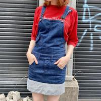 イタリア製 ジャンパースカート