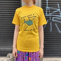 """1970's〜""""うお座"""" Tシャツ"""