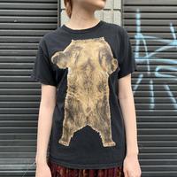 """メキシコ製 """"bear"""" Tシャツ"""