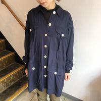 【USED】レーヨン シャツジャケット