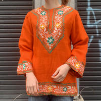 インド 刺繍 チュニック 6