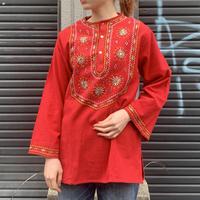 パキスタン 刺繍 チュニック 7