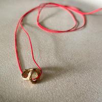 Jona  / yubiwa baby ring pendant / gold