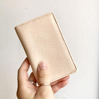 Inswirl  CARD CASE /NATURAL