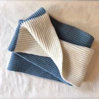 Handwerker  snood 【BLUE】