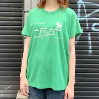 """80's """"DeRosa CHIROPRACTIC Center"""" Tシャツ"""