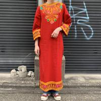 インド 刺繍 ワンピース 2