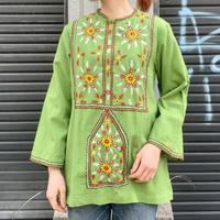 パキスタン 刺繍 チュニック 14