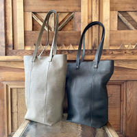Inswirl PORTRAIT TOTE BAG【 BLACK / OLIVE 】