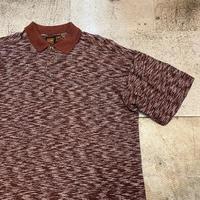 イタリア製 半袖ポロシャツ