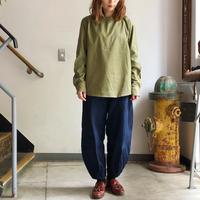 ルーマニア軍 スリーピングシャツ khaki /  Sサイズ