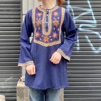 パキスタン 刺繍 チュニック 19