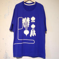 ohta 「turnip tee blue」