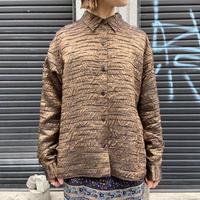 """ CHICO'S DESIGN"" デザインシャツ"