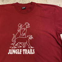 """JUNGLE TRAILS"" Tシャツ"