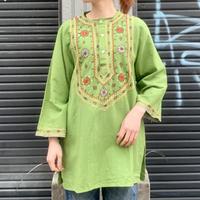 パキスタン 刺繍 チュニック 15
