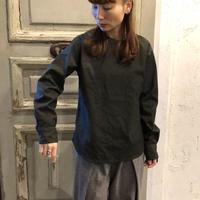 ルーマニア スリーピングシャツ 黒染め(A)