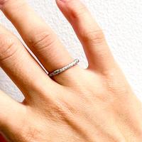 jona  basic ring 2mm / white / 10号