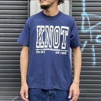 """1990's """"KNOT ラジオ"""" Tシャツ"""
