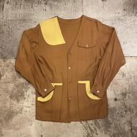 ハンドメイド シューティングシャツジャケット