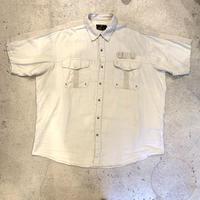 リネンデザインシャツ