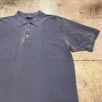 """後染め""""Eddie Bauer"""" カナダ製ポロシャツ"""