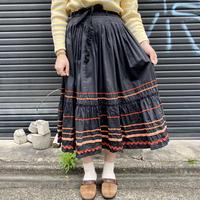 カラーテープ スカート