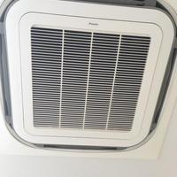バイオ#エアコンクリーニング(天井ビルトインエアコン)1台