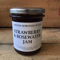 London Borough of Jam ストロベリー&ローズウォーターのジャム