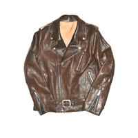 Motorcycle Goatskin Jacket.