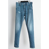 Western Denim Pants. -Used Washed-