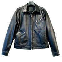 WORK ZIP JACKET -SHEEP SKIN-