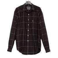 STANDARD SHIRT -WINDOW PANE FLANNEL-