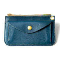UTILITY POUCH (BLUE)-18AW