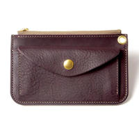 UTILITY POUCH (PURPLE)-18AW
