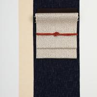 【はじめての、きものセット】女性版 片貝木綿/乱絣/紺