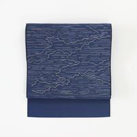 名古屋帯 博多織 雲