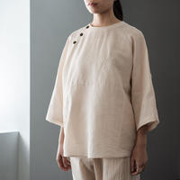 【THE YARD×SIRI SIRI】 CINEMA JAPONESQUE Raglan shirt