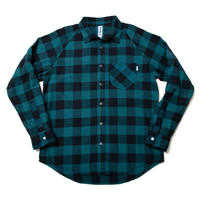 banGo Flannel Rodo Shirts / Made in Hawaii U.S.A.