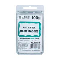 "Border ""NAME BADGES"""