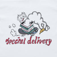 ADIDAP x THE 1st SHOP Special Delivery Tee