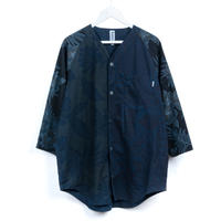 banGo Overdyed Haori DABO Shirts / Made in Hawaii U.S.A.