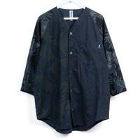 banGo Overdyed Haori DABO Shirts / Made in Hawaii U.S.A.