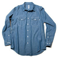 banGo Chambray Rodo Shirts / Made in Hawaii U.S.A.