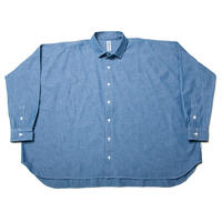 banGo Chambray Big Shirts / Made in Hawaii U.S.A.