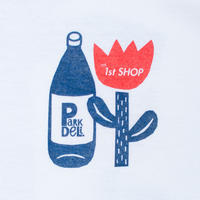 Park Deli. x THE 1st SHOP L/S Tee