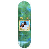 "WKND  ""J LO and Puff Daddy Date"" Skateboard Deck"