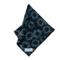 banGo Smokey flower  Bandana/ Made in Hawaii U.S.A.