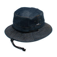 banGo Denim Hiyoke Hat / Made in Hawaii U.S.A.