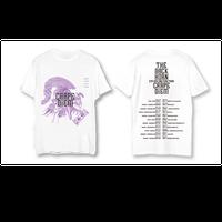 カルペ・ディエム~今を掴め~ツアー 限定Tシャツ【B】(ホワイト)